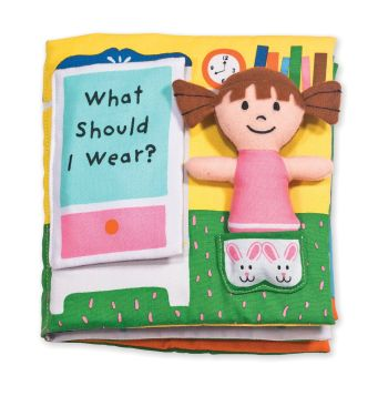 Best Toys 4 Toddlers - Top 10 Sensory Toys for 2 Year Olds - What should I wear book
