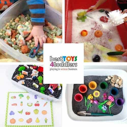 garden play for toddlers and preschoolers