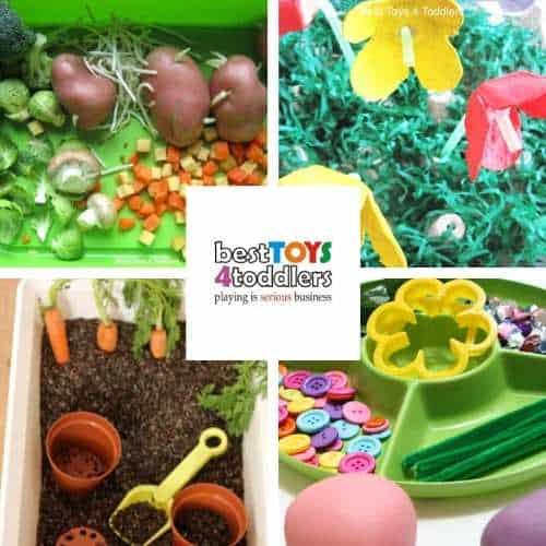 gardening activities for toddlers