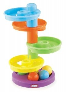 Best Toys 4 Toddlers - Top 10 Toys That Promote Fine Motor Skills for 1 Year olds - Ball, drop and roll