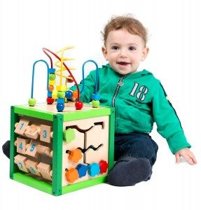 Best Toys 4 Toddlers - Top 10 Toys That Promote Fine Motor Skills for 1 Year olds - bead maze