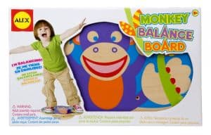 Best Toys 4 Toddlers - Top 10 Sensory Toys for 3 Year Olds - Monkey Balance Board