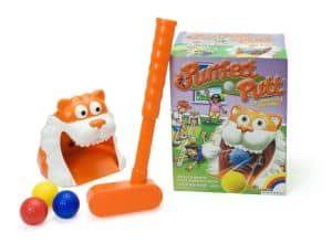 Best Toys 4 Toddlers - Top 10 Sensory Toys for 3 Year Olds - Purrfect Putt Golf Game