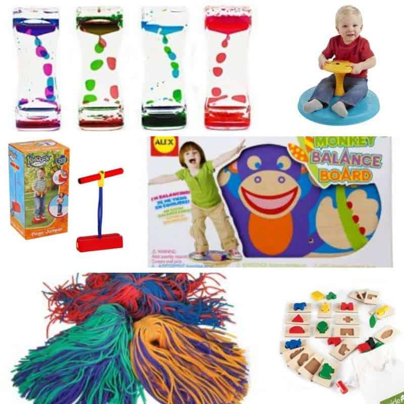 Best sensory toys for 3 year old boys and girls