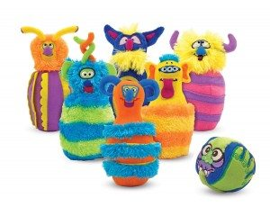 Best Toys 4 Toddlers - Top 10 Toys That Promote Fine Motor Skills for 3 Year olds - Monster Bowling