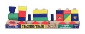 Best Toys 4 Toddlers - Top 10 Toys That Promote Fine Motor Skills for 3 Year olds - Stacking Train