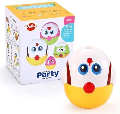 Nesting Easter Eggs Toy