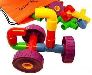 Best Toys 4 Toddlers - Top 10 Toys That Promote Fine Motor Skills for 4 Year olds - Pipe and Joint Construction
