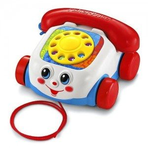 Best Toys 4 Toddlers - Top 10 Toys That Promote Fine Motor Skills for 2 Year olds - Chatter Telephone