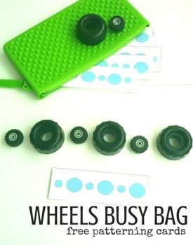 Wheels Busy Bag