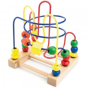 Best Toys 4 Toddlers - Top 10 Toys That Promote Fine Motor Skills for 2 Year olds - Bead Maze Game