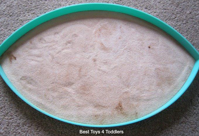 Dinosaur salt tray