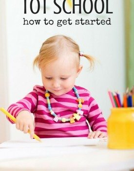 How to Get Started with Tot School
