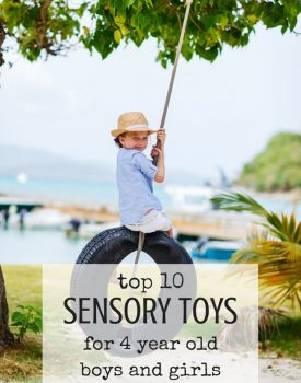 Top 10 Sensory Toys for 4 Year Olds