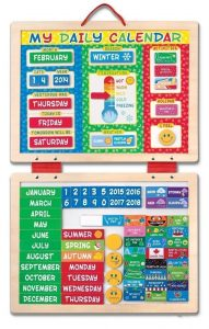 Best Toys 4 Toddlers 10 essentials for every playroom magnetic calendar