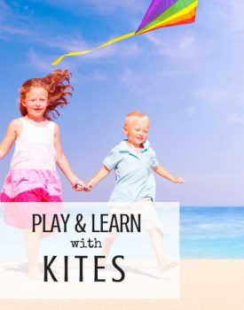 Kite Theme for Tot School