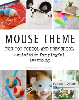 Mouse Theme for Tot School