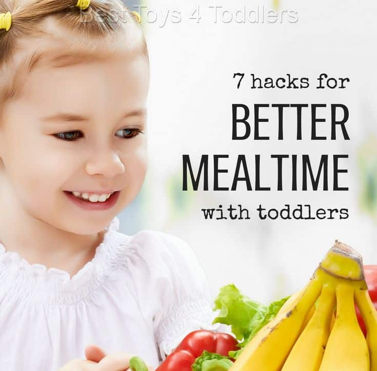 Best Toys 4 Toddlers - When kids struggle with eating, these simple hacks can help them!