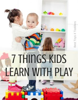 7 Things Kids Learn Through Play