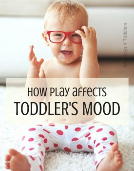5 Important Benefits of Play to Toddler's Happiness