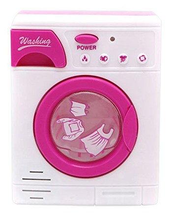 Top 10 Pretend Play Toys For One Year Olds: Miniature Laundry Set