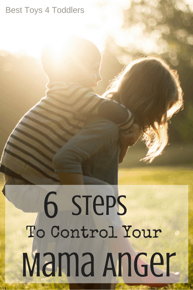 6 Simple Steps for Managing Mama Anger