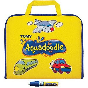 favorite art and craft supplies for 1 year old boys and girls - AquaDoodle travel water mat