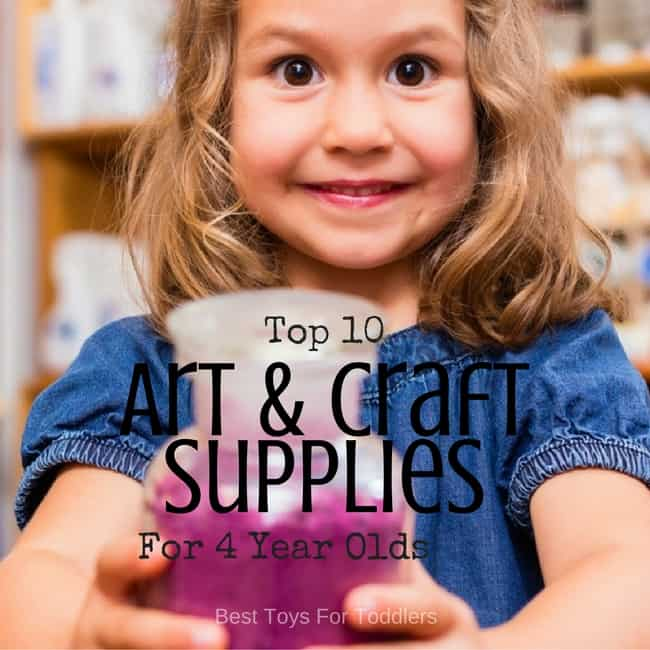 Top ten art and craft supplies for four year olds for Jewelry making kit for 4 year old