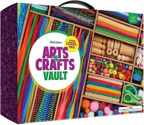Arts and Crafts Vault