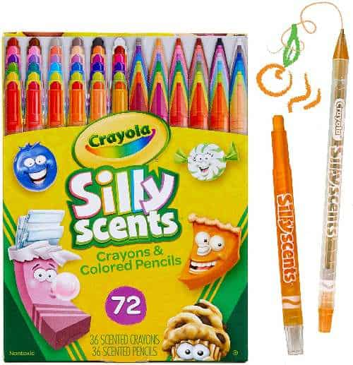 Crayola Silly Scents Twistables