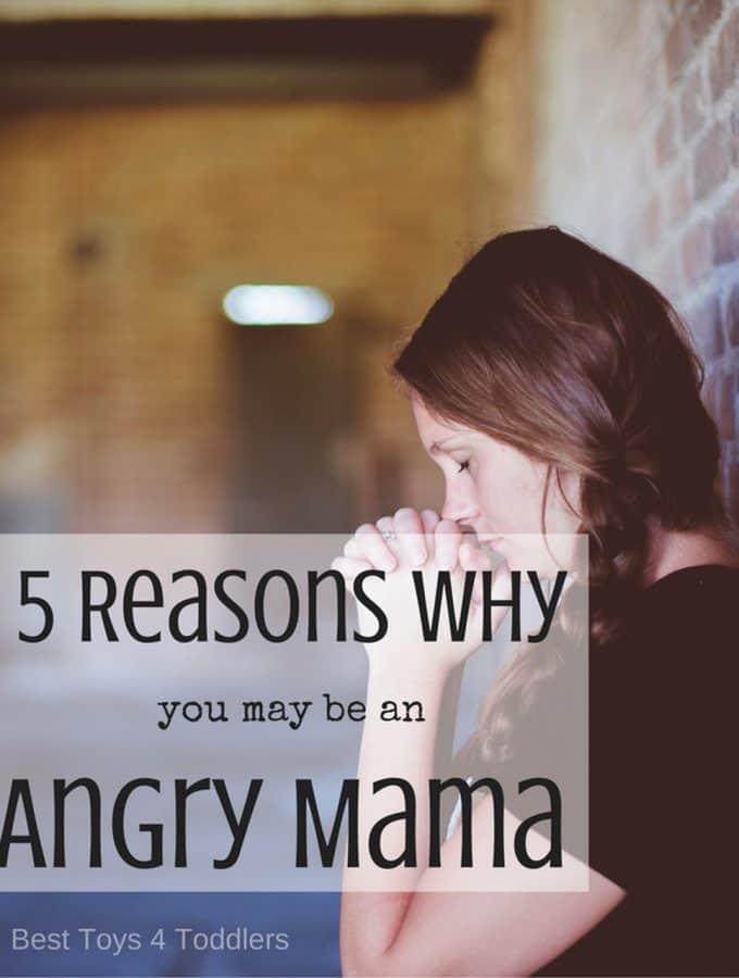 anger in motherhood