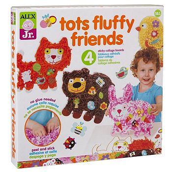 10 Awesome Art & Craft Supplies For One Year Olds - Tots Fluffy Friends