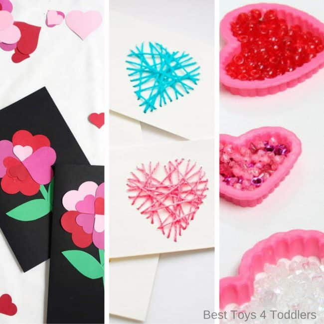 easy valentine's day busy bag ideas
