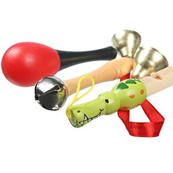 Best Play Set Toys For One Year Olds:Mini Band Musical Instruments