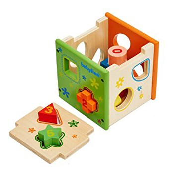 Best Play Set Toys For One Year Olds: Educational Sorting Cube
