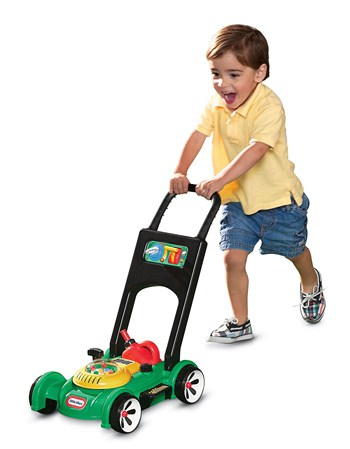 Top 10 Pretend Play Toys For Toddlers: Gas 'n Go Mower