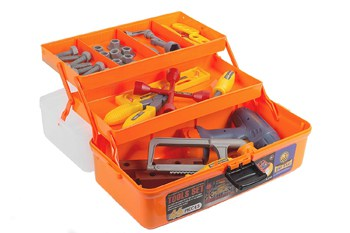Top 10 Pretend Play Toys For 2 Year Olds: 46 Piece Kids Toy Tool Set
