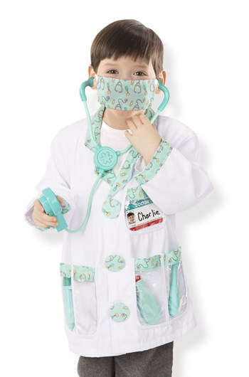 Best Toys For 4 Year Olds: Pretend Play Doctor Outfit