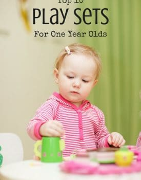 Top 10 Play Sets For 1 Year Olds