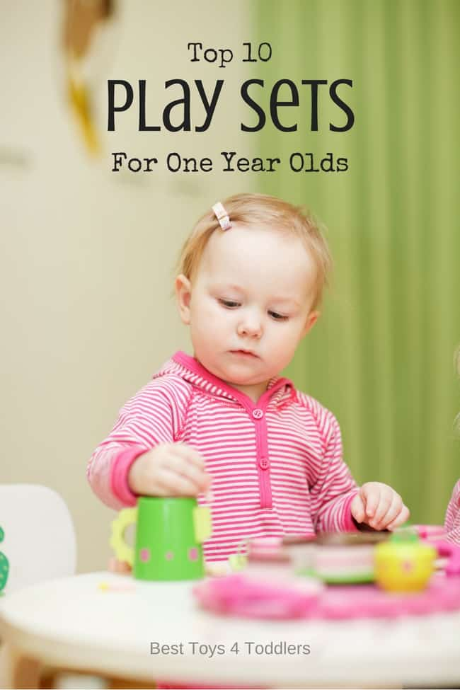 Top 10 Play Sets For One Year Olds