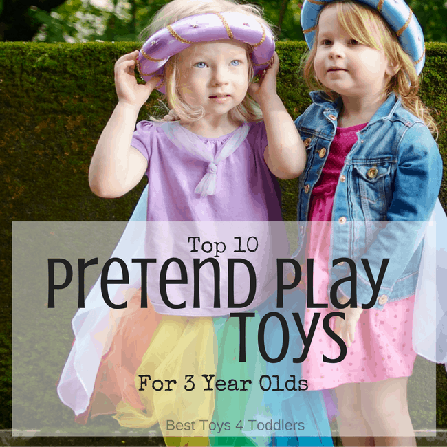 Top 10 Pretend Play Toys For 3 Year Olds