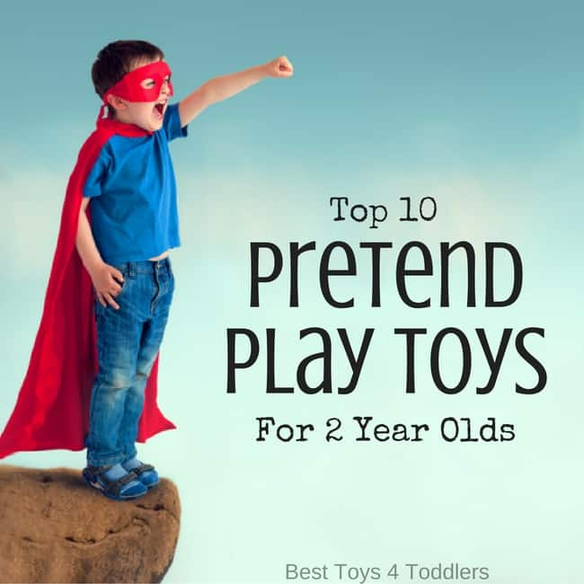 The best learning and development toys for 2 year-old pretend play
