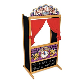 Best Toys For 4 Year Olds: Puppet Theater