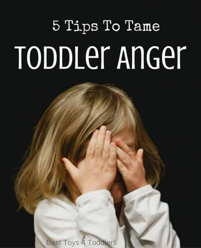 5 tips to tame anger in toddlers