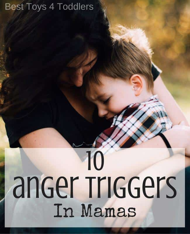 tips to identify 10 common anger triggers for mamas and how to cope