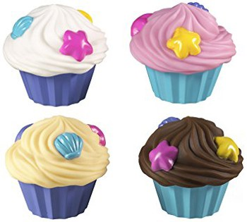 Top 10 Bath Toys For 1 Year Olds: Cupcake Squirting Bath Toy