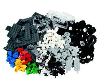 Top 10 Play Sets For 4 Year Olds: LEGO Education Wheel Set