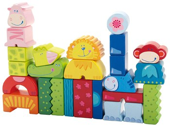 Top 10 Play Sets For 2 Year Olds: Mix and Match Animal Blocks