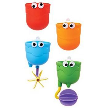 Top 10 Bath Toys For 1 Year Olds: Falls Bath Toys