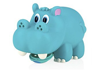 Top 10 Bath Toys For 2 Year Olds: Nuby Hippo Spout Guard